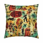 International Exotic James Bond Throw Pillow Cover w Optional Insert by Roostery $45.0 USD on eBay