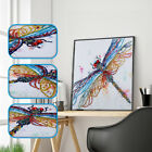 Special Shaped Diamond Painting DIY 5D Partial Drill Cross Stitch Kits Crystal T