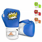 SKL Kids Boxing Gloves Training Gloves for Cartoon Sparring Mitts Junior Punch