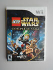 Nintendo Wii Lego Games! You Choose from Selection! Many Titles!