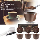 Dripper Coffee Filter Cup Tea Basket Capsules Pods For Dolce Gusto Dolci Gusto