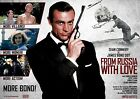 James Bond - 001 - Print - From Russia With Love / Sean Connery £1.99 GBP on eBay