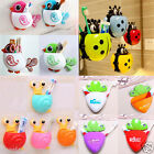 Creative Animal Home Toothbrush Toothpaste Holder Case Wall Mounted Suction L