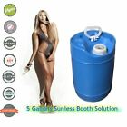 MYSTIC TAN BOOTH SUNLESS TAN SOLUTION, 5 GALLONS, BUYERS SAVE HERE
