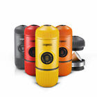 Wacaco NANOPRESSO  Espresso Coffee Machine Minipresso Yellow Orange Red