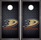 Anaheim Ducks Cornhole Skin Wrap NHL Luxury Art Decor Vinyl Sticker Decal DR404 $59.99 USD on eBay