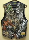 Polyester Tunnel Vest  Mossy Oak New Break Up XS S 2XL 3XL
