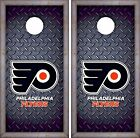 Philadelphia Flyers Cornhole Skin Wrap NHL Luxury Decal Vinyl  Sticker DR423 $39.99 USD on eBay