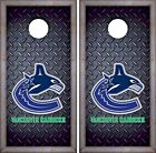 Vancouver Canucks Cornhole Skin Wrap NHL Luxury Decal Vinyl Sticker DR429 $39.99 USD on eBay