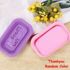 Sale Baking Tool Home Kitchen Chocolate Cookie Silicone Fondant Cake Soap Mould