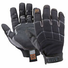 5.11 Tactical Hunting Station Grip Police SWAT Gloves Nylon Leather Black 59351Tactical Gloves - 177898