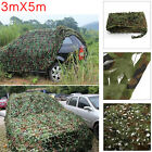 New Camouflage Net Fabric Camo Netting Hunting Shooting Hide Army 7 sizesAccessories - 52509