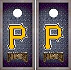 Pittsburgh Pirates Cornhole Skin Wrap MLB Luxury Decal Vinyl Sticker DR453 on Ebay