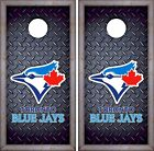 Toronto Blue Jays Cornhole Skin Wrap MLB Luxury Decal Vinyl Sticker DR460 on Ebay