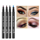 Makeup Matte Longlasting Pigment Eyeshadow Eyeliner Liquid Pencil Eye Liner Pen