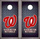 Washington Nationals Cornhole Skin Wrap MLB Luxury Decal Vinyl Sticker DR461 on Ebay