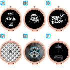 Star Wars Vintage Characters Makeup Cosmetic Tools Rose Gold $6.67 CAD on eBay