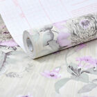 Floral Wallpaper Self Adhesive Contact Paper Home Decoe Shelf Liner Wall Art