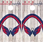 Winnipeg Jets Cornhole Skin Wrap NHL Game Decal Vinyl Sticker Logo DR517 $39.99 USD on eBay