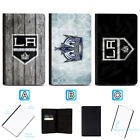 Los Angeles Kings Passport Holder Leather Cover Cards ID Travel Wallet $4.99 USD on eBay