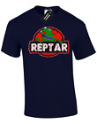 REPTAR MENS T-SHIRT FUNNY RETRO 80'S 90'S RUGRATS CLASSIC FASHION JOKE TOP (COL) image