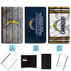 San Diego Chargers Passport Holder Leather Cover Cards ID Travel Wallet $4.99 USD on eBay
