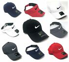 Nike Golf Hat Legacy91 Dri Fit Tech Logo Cap or Tour Visor Unisex Men's Women's