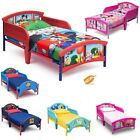 Toddler Bed  Boys Girls Kids Bed Frame Side Rails Bedroom Furniture PICK Color