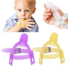 Внешний вид - Nontoxic Silicone Baby Kids Children Finger Guard Stop Thumb Sucking Wrist Band