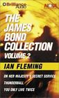 James Bond Collection 2: Thunderball, On Her Majesty's Secret Service, You Only $12.96 USD on eBay