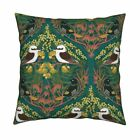 Royal National Park Sydney Throw Pillow Cover w Optional Insert by Roostery