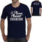 Pizza planet Mens Inspired t  shirt by toy story mens