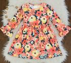 Fall Florals Toddler/Girls Tunic