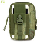 Outdoor Camo Tactical Sports Waist Pack Bum Belt Bag Purse Travel Hip Pouch Bag