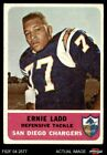 1962 Fleer #86 Ernie Ladd Chargers VG $36.5 USD on eBay