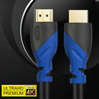 Lot 1.5ft- 50ft Hdmi Cable 2.0 / 1.4 Hdr Hdtv 2160p 3d 4k Uhd Earc Ces Wire Cord