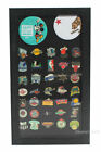 Collector's Pin Medal Display Case - for Disney, Olympic,Political Campaign pins