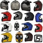 Vega Multi Choice Motorbike Off Road Full Face Motocross Motorcycle Bike Helmets