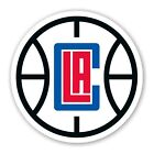 Los Angeles Clippers Round Precision Cut Decal on eBay