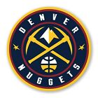 Denver Nuggets Round Precision Cut Decal