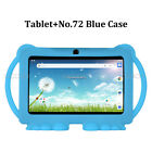 """2019 New Version XGODY Kids Tablet PC Android 8.1 7"""" 8GB Bundle Case No.72 No.73"""