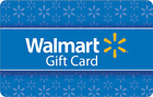 Walmart Physical Gift Card - Standard 1st Class Mail Delivery - Sealed  For Sale