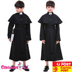 Boys Priest Costume Book Week Religious History Kids Child Book Week Outfits