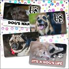 Personalised Pet Dog Cat Keepsake Card Wallet Purse Gift Memory Mothers day