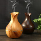 USB LED Aroma Ultrasonic Humidifier Aroma Aromatherapy Essential Oil Diffuser LN