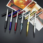 2in1 Self-defense Tactical Ballpoint Pen Knife Multi-functional Tool Writing Pen