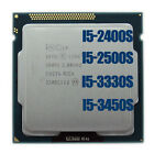 Intel Core i5-2400S i5-2500S i5-3330S i5-3450S LGA 1155 CPU Processor