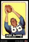 1964 Topps #167 Jacque MacKinnon Chargers EX/MT $34.5 USD on eBay