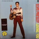 SEALED NEW LP Elvis Presley - Loving You
