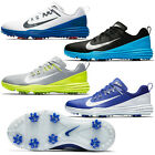 New NIKE GOLF LUNAR COMMAND 2 Men's Golfing Shoes Cleats Spikes